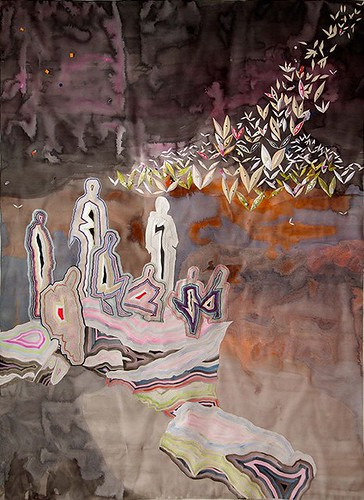 """Anna Fidler """"The Very Eye of Night"""""""