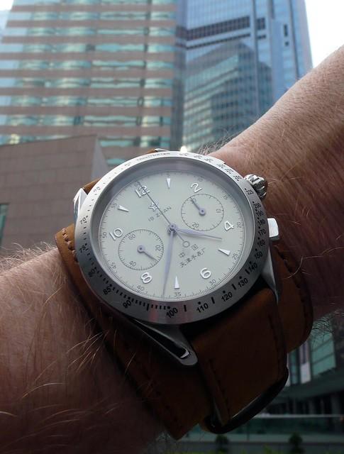 Hong Kong - Wrist shot