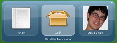 Woof in GNOME Do | by Athrun