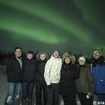 Viajefilos en Tromso, Auroras Boreales 004