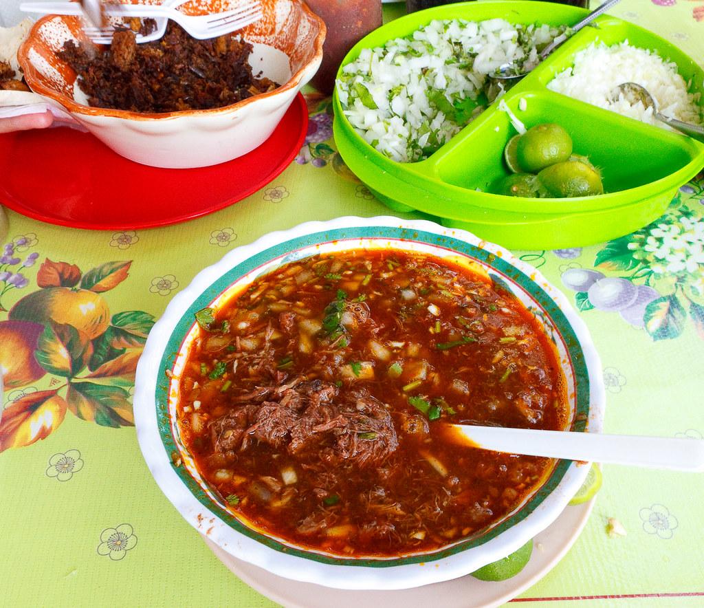 Birria de lengua de res (traditional beef tongue stew) (MX…   Flickr