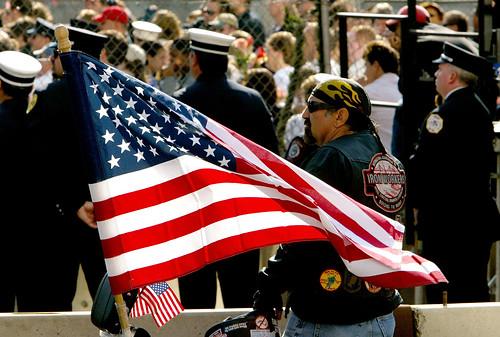 commemoration ceremony of the 9/11 terrorist attacks