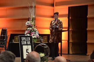 Anne-Grete Amland - Strålande konferencier