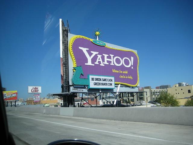 San Francisco billboard drive-by