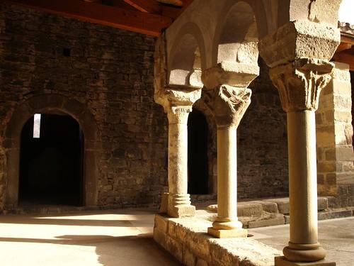 Monestir de San Pere de Casserres Sg XI