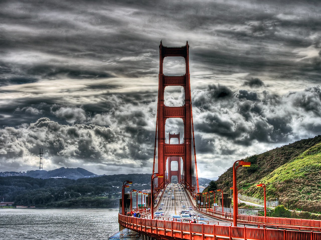 Golden Gate HDR