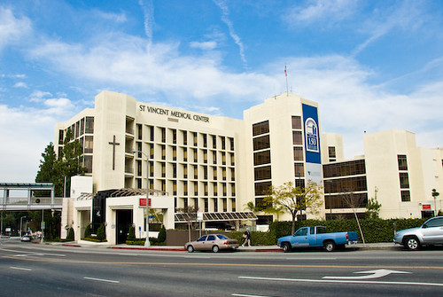 St  Vincent Medical Center | Ian Butterworth | Flickr