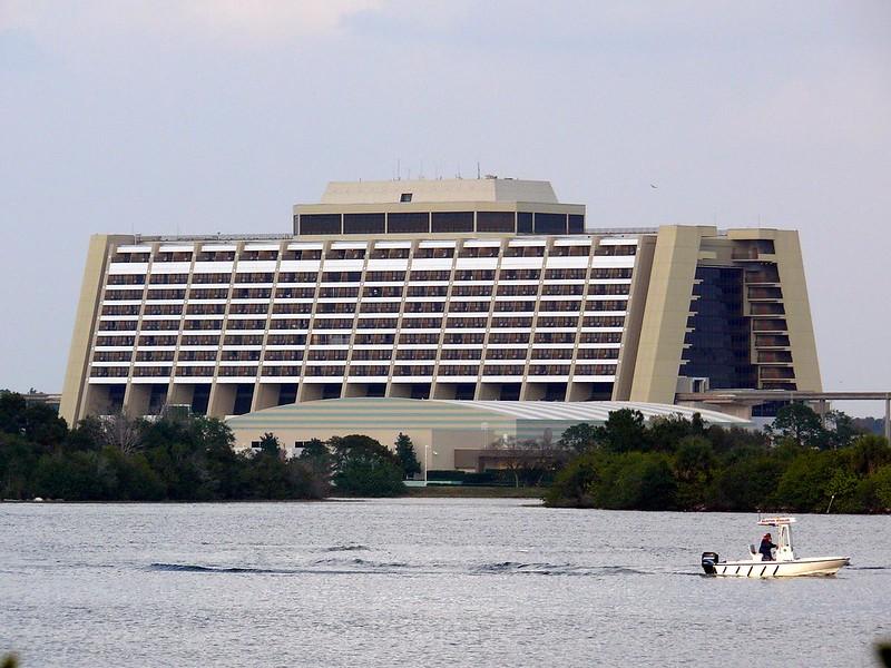 Contemporary Resort