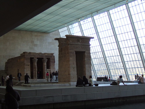 Temple of Dendur | by svocnd