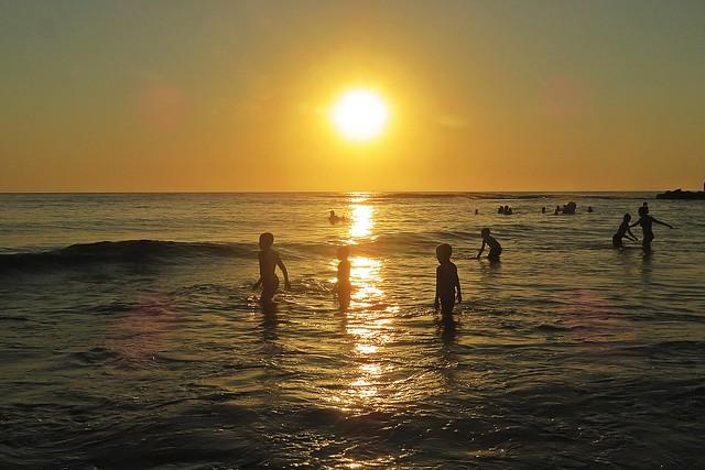 Sunset over Bahía de Banderas