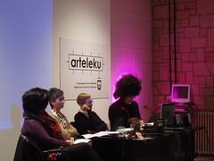Erreakzioa, Lourdes Mendez + Arakis