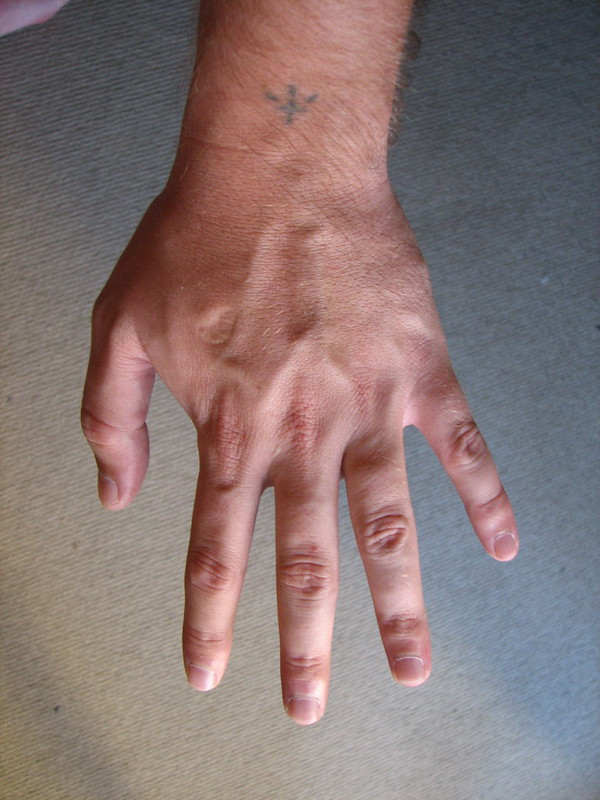 This is my left hand