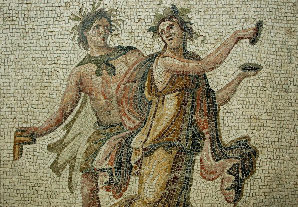 Roman Mosaic in the Antakya Archaeological Museum (Antakya… | Flickr
