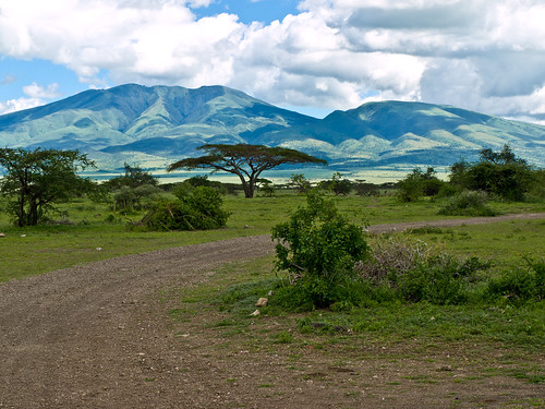Mountains of the Serengeti | by wwarby