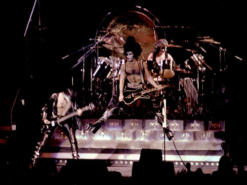 KISS 1977 @ MSG NYC - 14 | by Whiskeygonebad