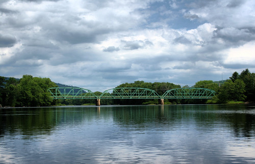 desktop bridge wallpaper sky peru water clouds river mexico day cloudy background canoe creativecommons androscoggin colleens