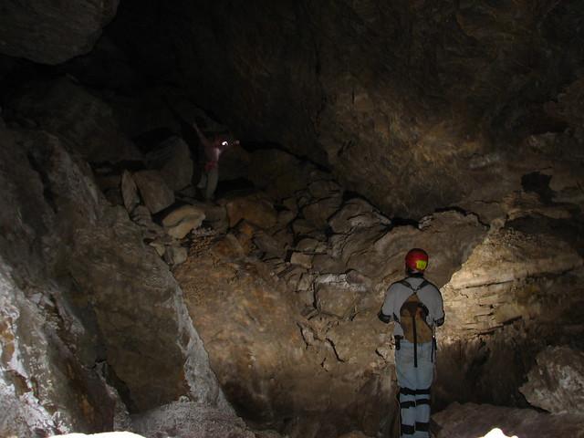 Bloomington Cave