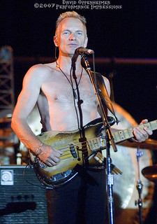 The Police - Sting - Bonnaroo Music Festival 2007 | The Poli… | Flickr