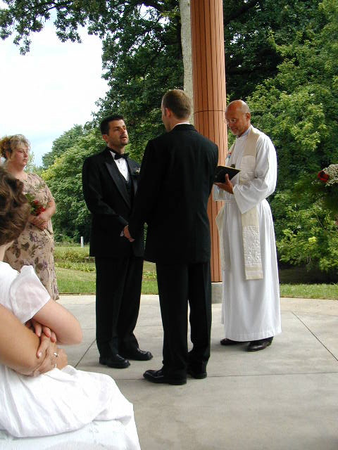 David and Garrett's Wedding