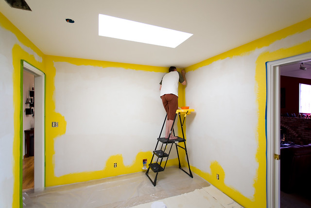 Renovating The Office 5164