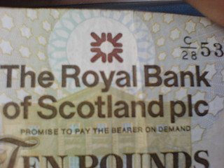 Royal Bank of Scotland Banknotes | by jamesks