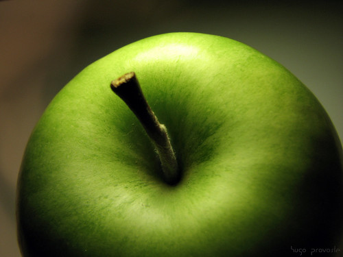 Green apple | by Hugo Provoste