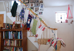 the stockings are hung! | by SouleMama