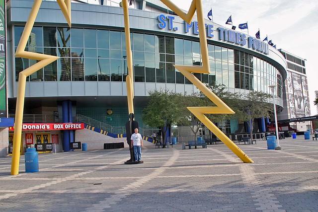 St. Pete Times Forum - Tampa Bay Lightning