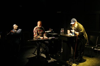 Philly-LA Jazz & Poetry with Heat Press: ELLIOTT LEVIN, DON PRESTON, ERIC PRIESTLEY, CHARLES BIVINS and works of the late WILL PERKINS