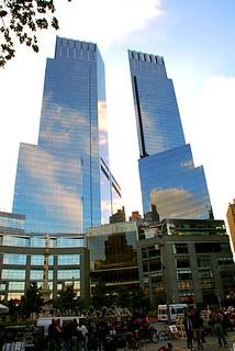 Time Warner Center | by saitowitz
