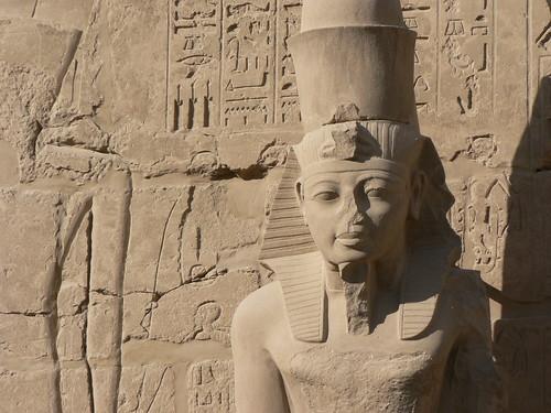 Karnak Temple, Luxor, Egypt | by eviljohnius
