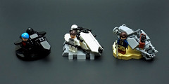 Team Era Speederbikes by cmaddison