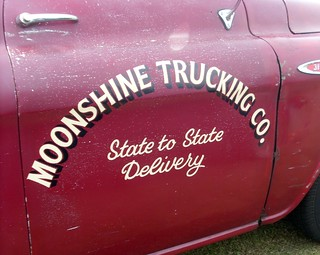 Moonshine Trucking | by Abi Skipp
