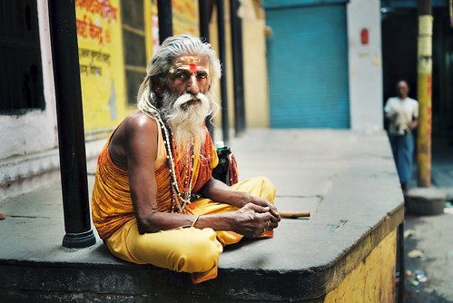 SADU Varanasi India | by lylevincent
