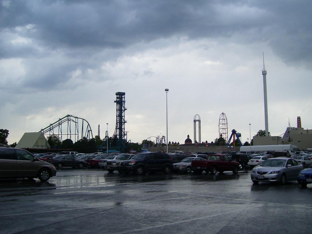 Cedar Point Parking