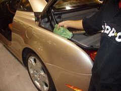 Limpieza Integral. Lexus SC