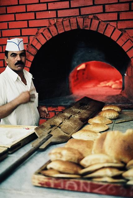 Memories of Hajj 1429 : A Bakery In Makkah