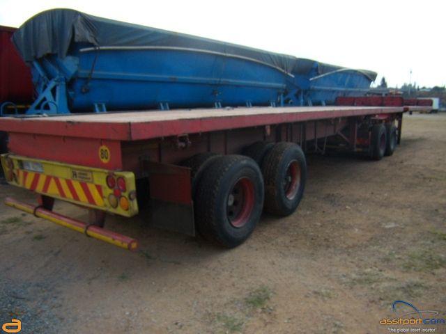 Trailers 2000 Sa Truck Bodies Flatdeck Assitport Flickr