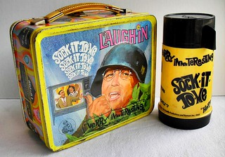 LAUGH-IN Vintage Lunchbox 1968 BACK | by Christian Montone