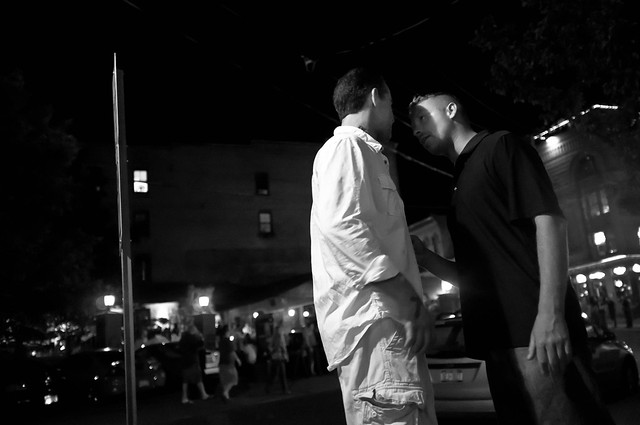 Street Photography Ain't Easy - Saratoga Springs, NY - 2011, May - 03.jpg