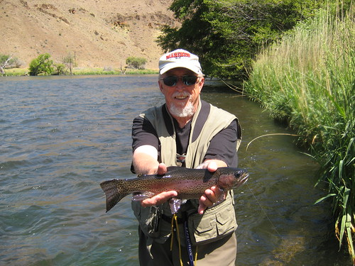Deschutes River Fly Fishing | by enickeloutfitters