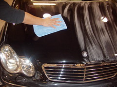 Mercedes Clase E Protector de Pintura