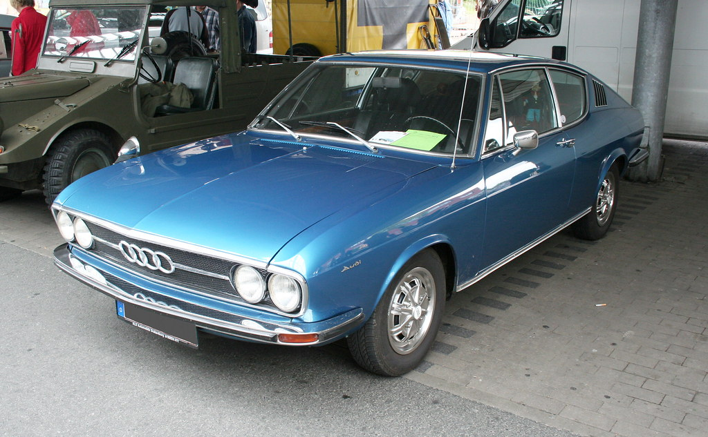Audi 100 Coupe S (1973) | Alan Broadfoot | Flickr