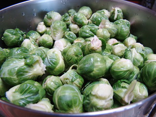 Brussels Sprouts | by Vegan Feast Catering