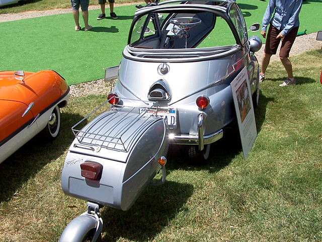 BMW Isetta w:trailer