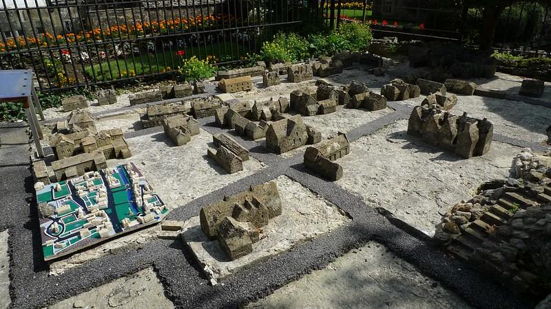 Model model village