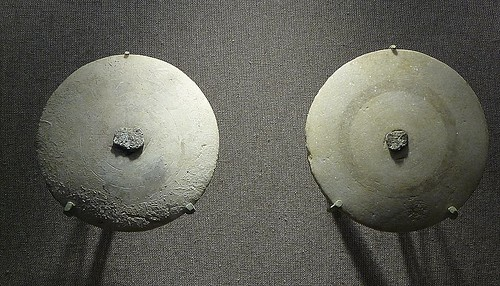 Artefacts that sort of look like boobs