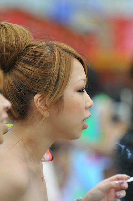 Me smoke?