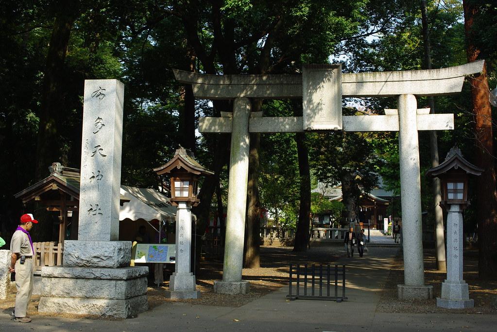布多天神社 fudatenjin-shrine