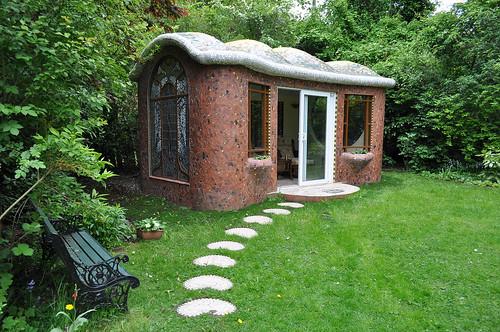 Russian Summerhouse by John Hardisty
